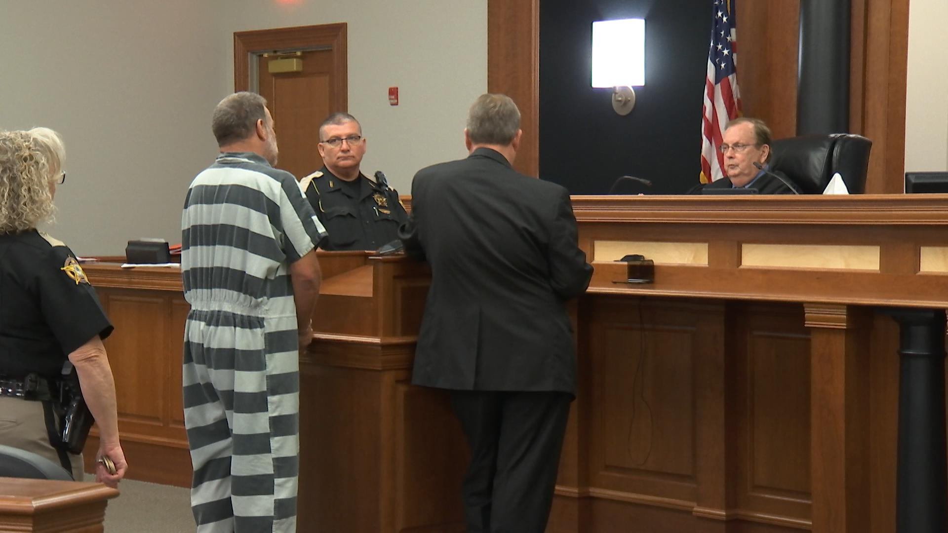 Judge: Glenn Harper is a 'danger to the family'