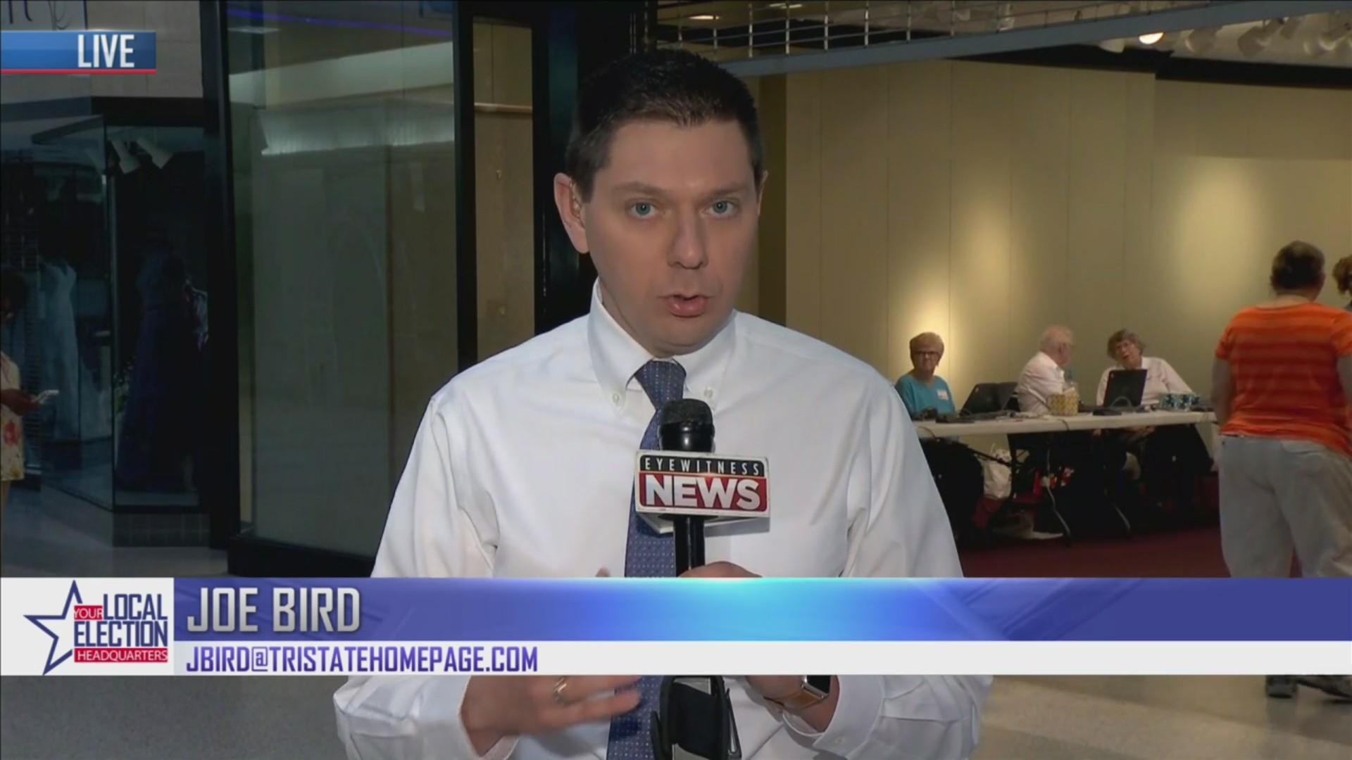 Joe Bird previews Indiana Primary polling