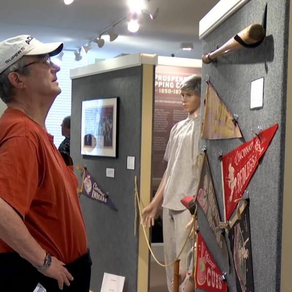 Newburgh Museum opens exhibit featuring America's favorite past time