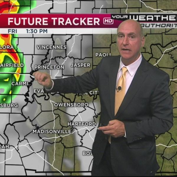 Ron;'s Forecast for Thursday, June 20