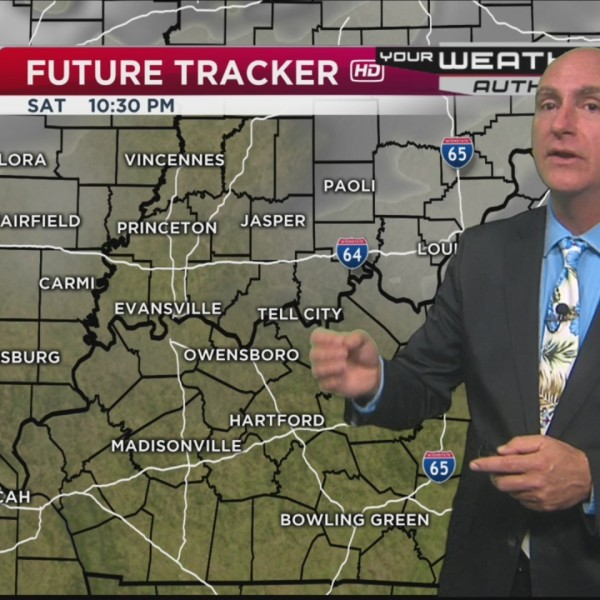 Ron's Forecast for Friday, June 14