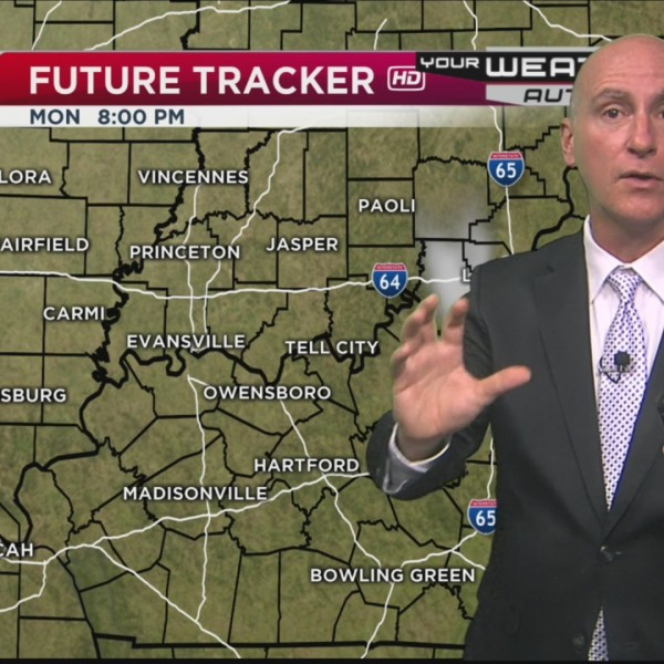 Ron's Forecast for Monday, June 10