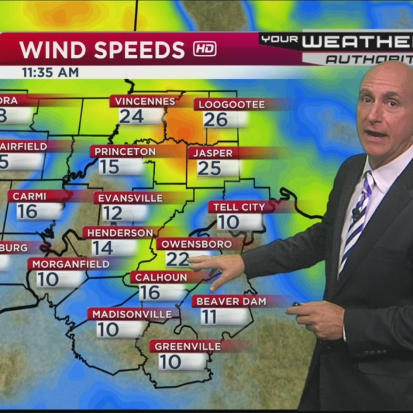 Ron's Forecast for Thursday, June 13
