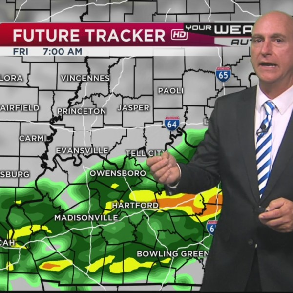 Ron's Forecast for Thursday, June 6