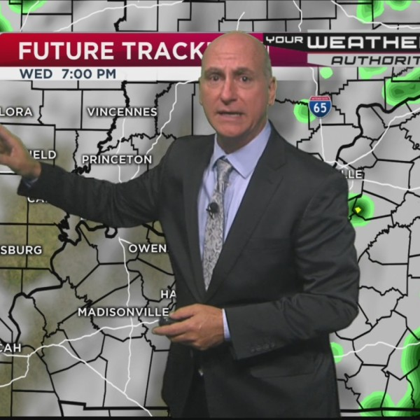 Ron's Forecast for Tuesday, June 11