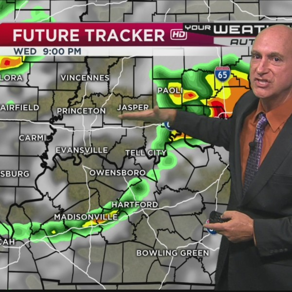 Ron's Forecast for Wednesday, June 5