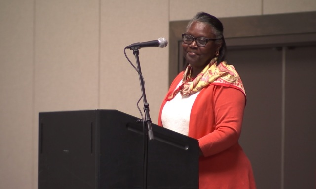 Luncheon honors Women's Equality Day