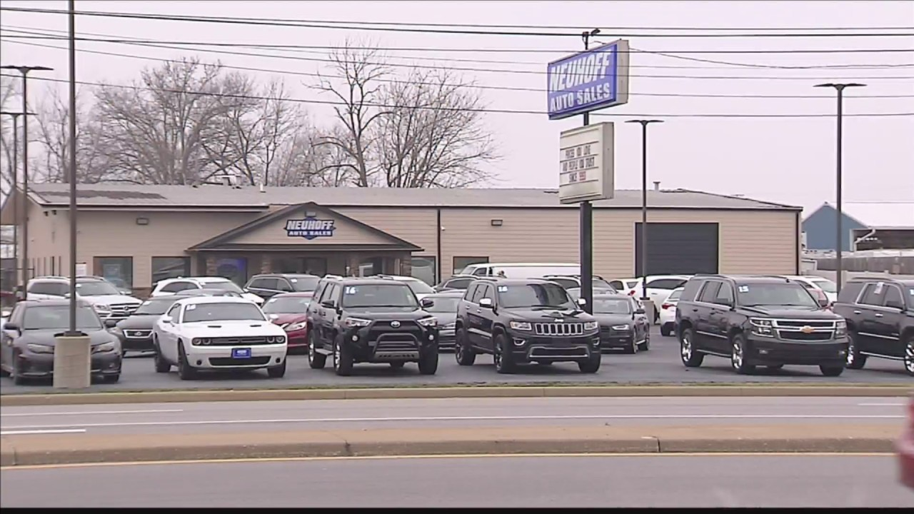 man accused of stealing money from evansville car dealership eyewitness news weht wtvw evansville car dealership
