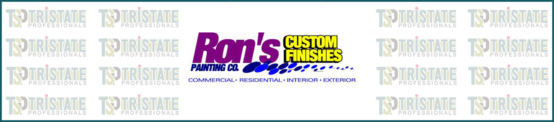 Ron's Custom Finishes Tristate Professionals