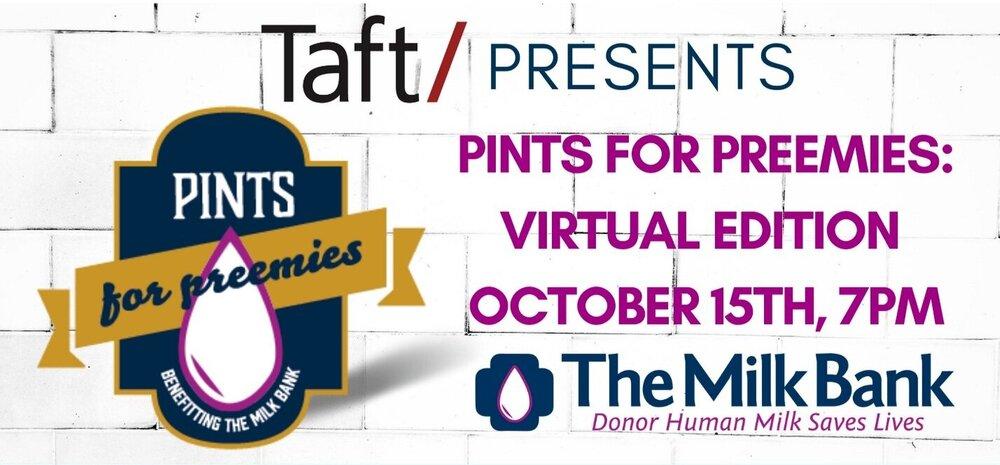 The Milk Bank Pints for Preemies Virtual Trivia