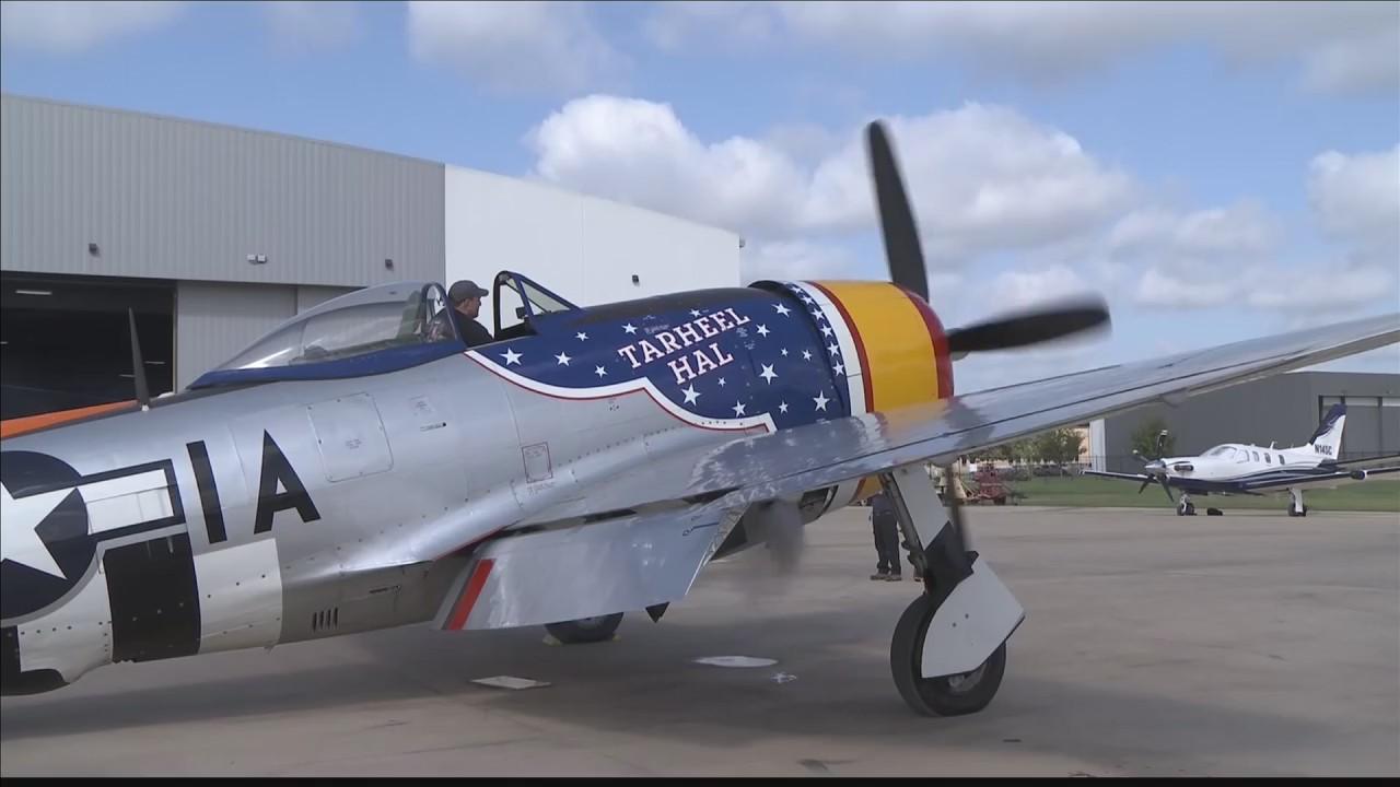 P-47 Tarheel Hal