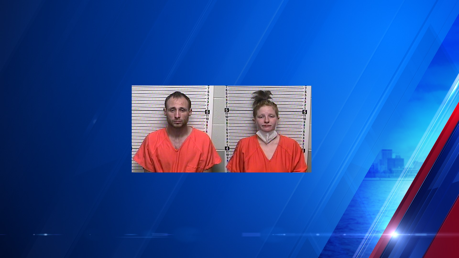 Police Chase Across Counties Leads To Three Arrests