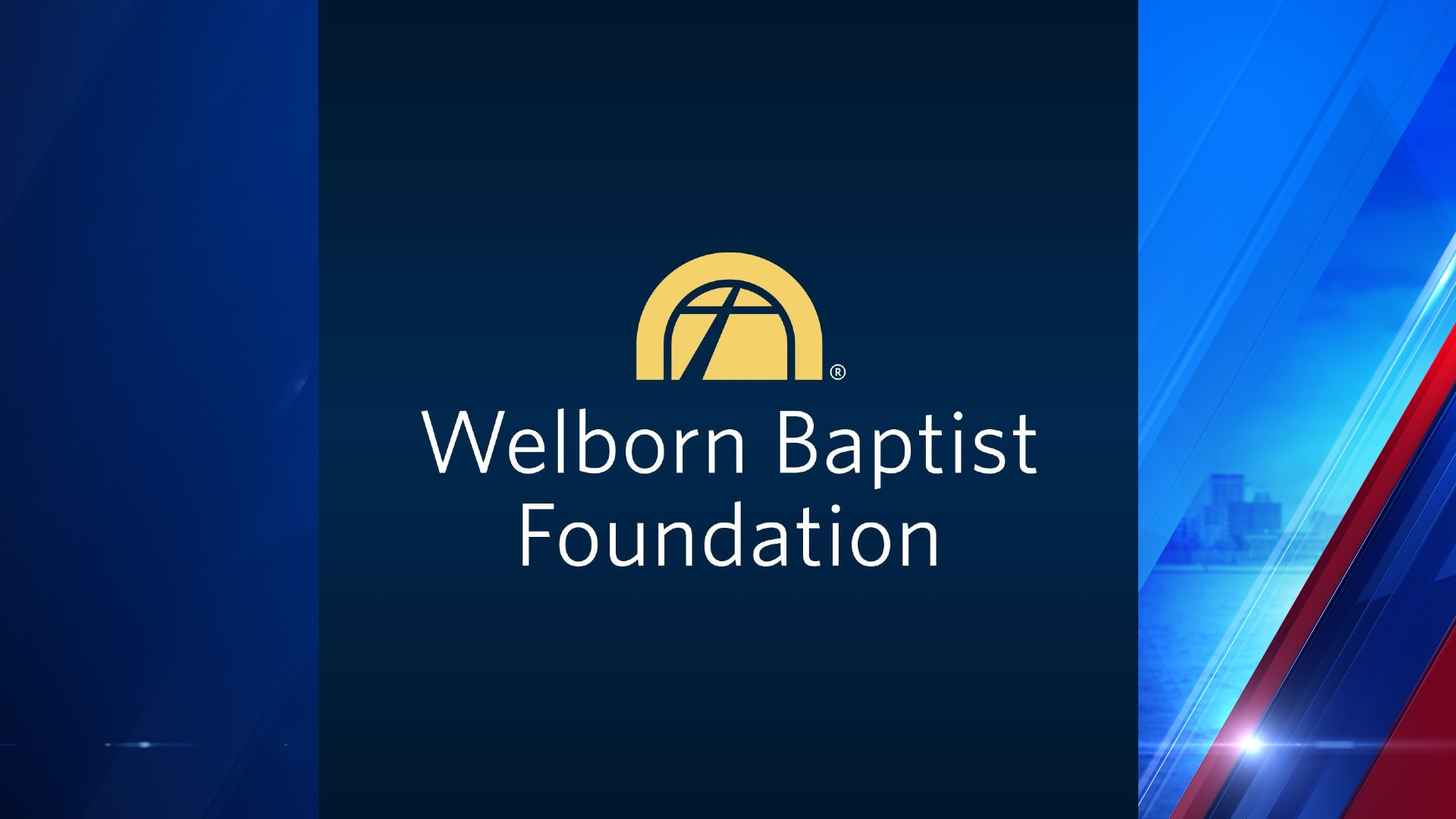 Welborn Baptist Foundation