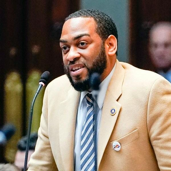 Kentucky Rep. Charles Booker
