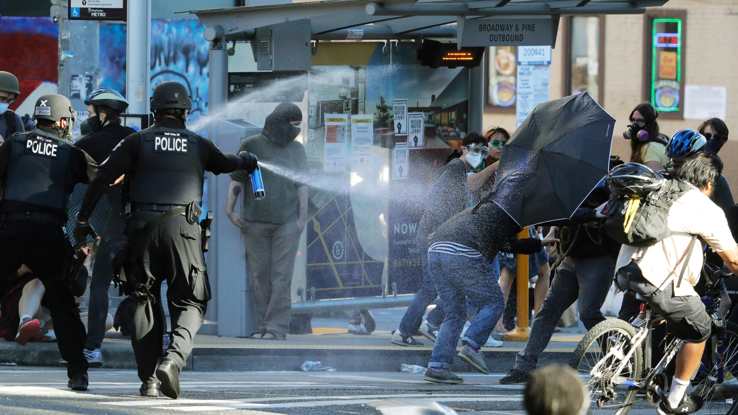 Police reform legislation