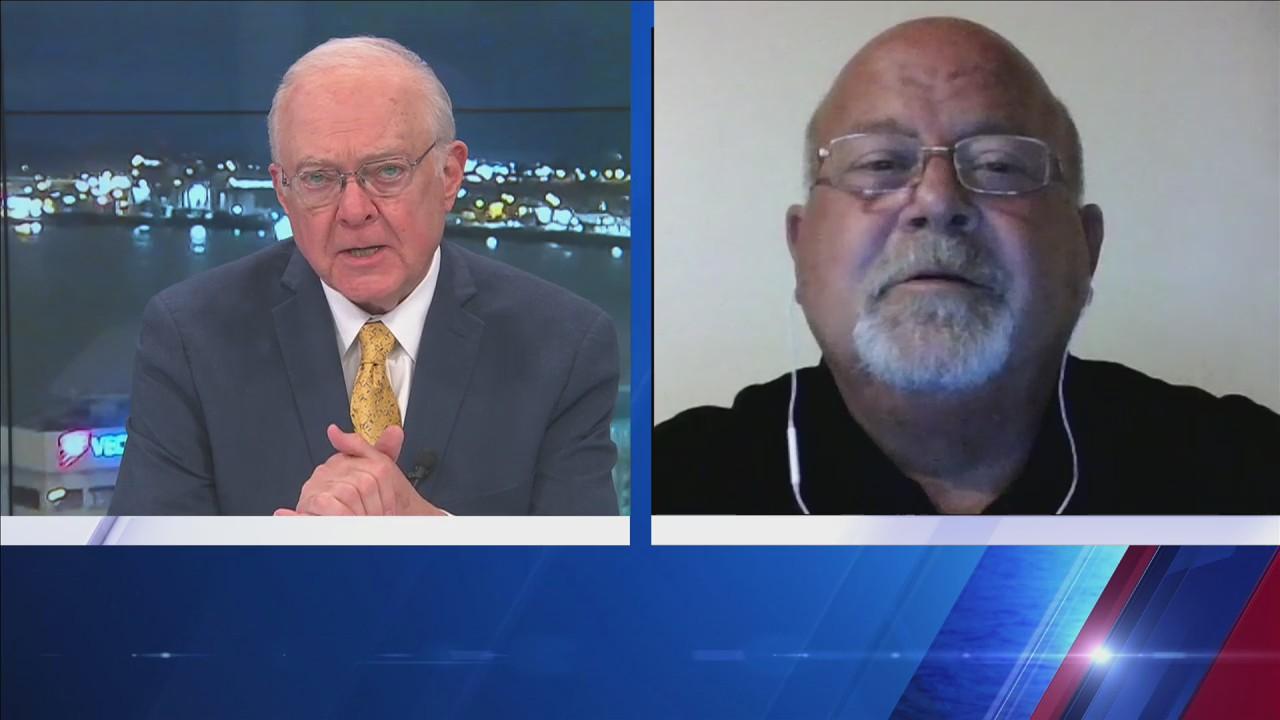 Brad Byrd InDEPTH with FEMA media liason