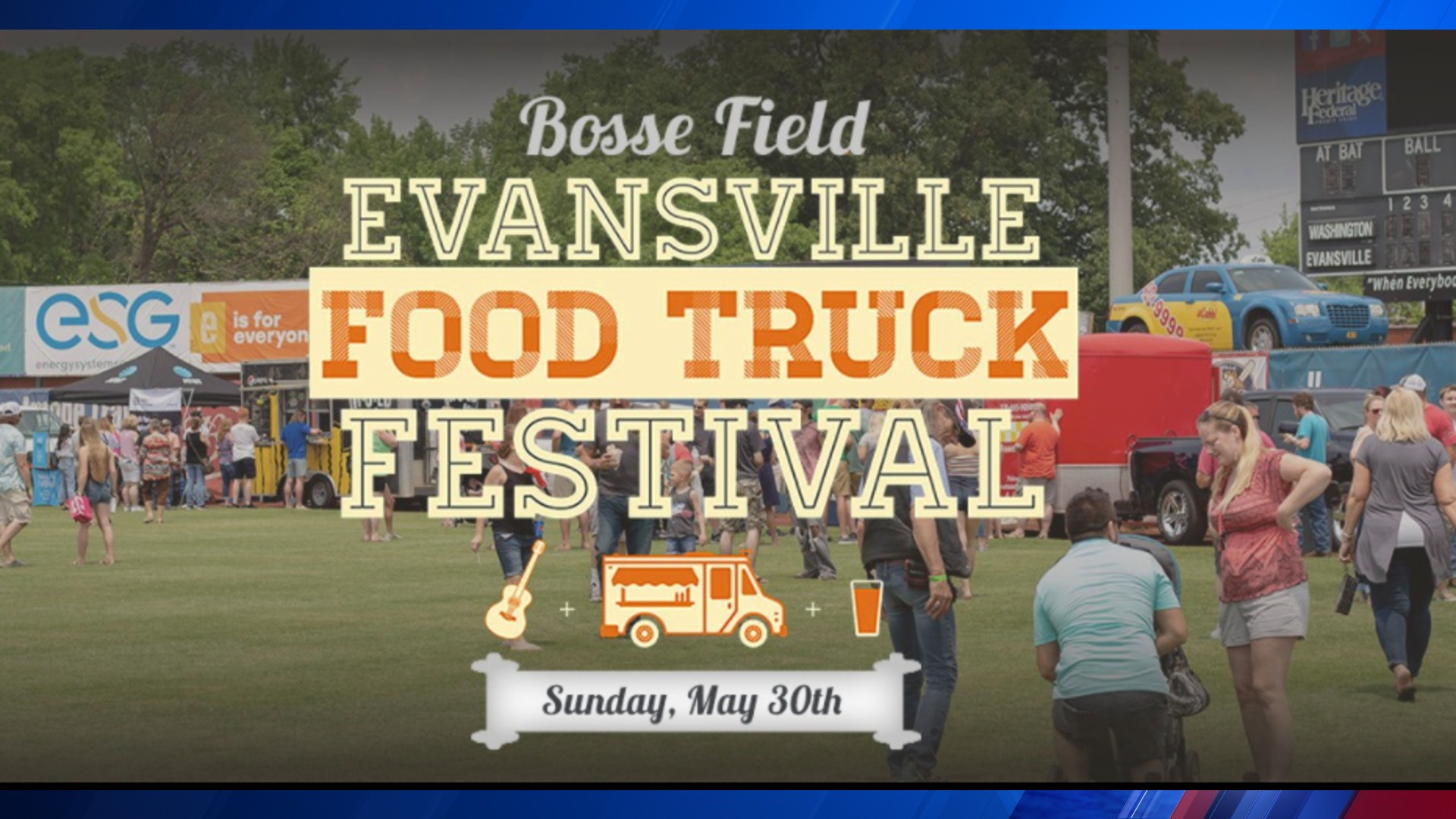 Evansville Food Truck Festival 2021