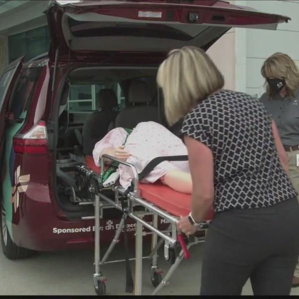 Toyota donates manikin van to deaconess women's hospital