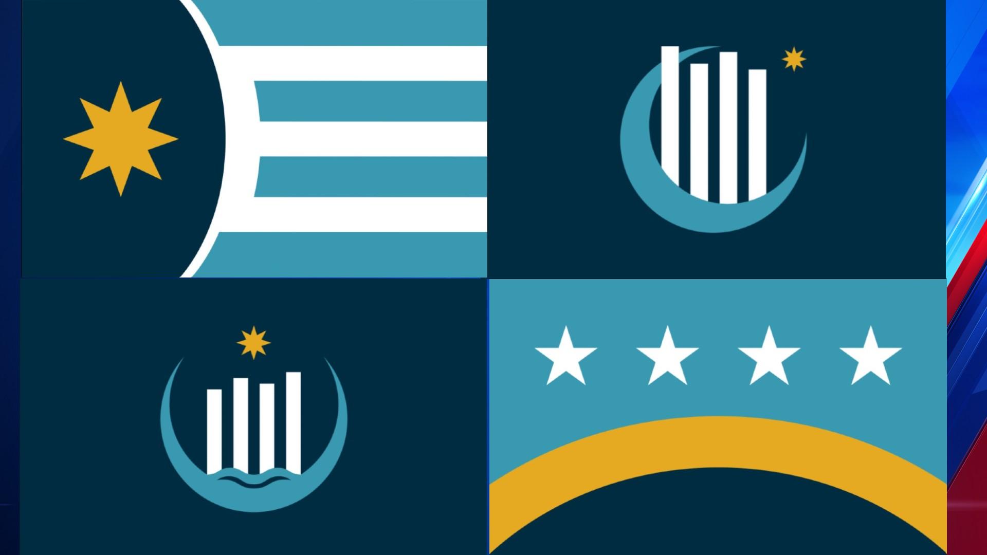 Evansville flag designs