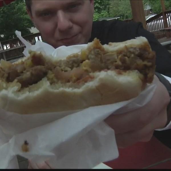 Hoosier Burger in Evansville