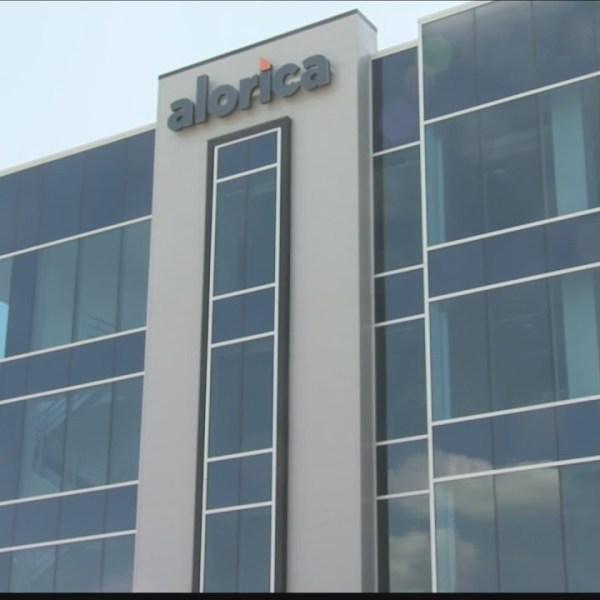 Alorica building in Owensboro